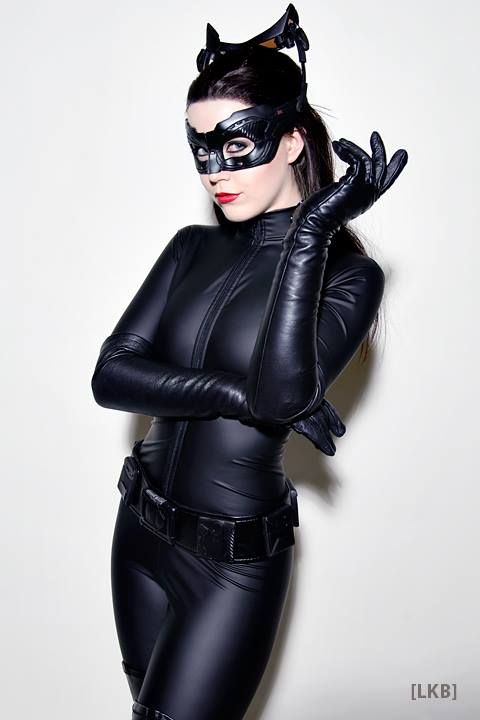 Genevieve Marie  is Catwoman