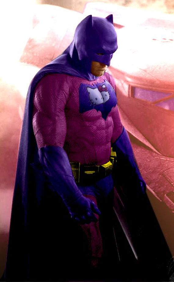 hello-kitty-batman