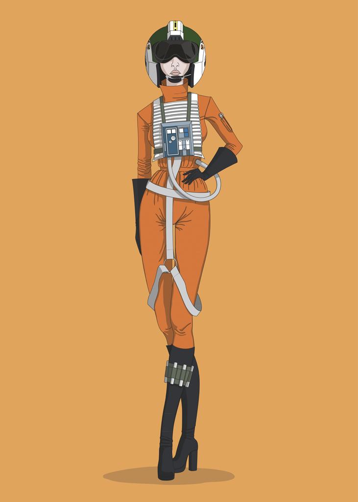 star-wars-ladies-hero-and-villains-art