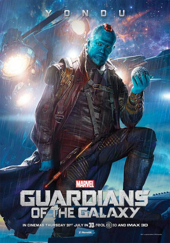 Yondu poster yo.