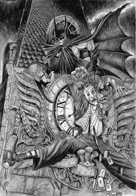 gloomy-series-of-batman-art-by-david-hitchcock