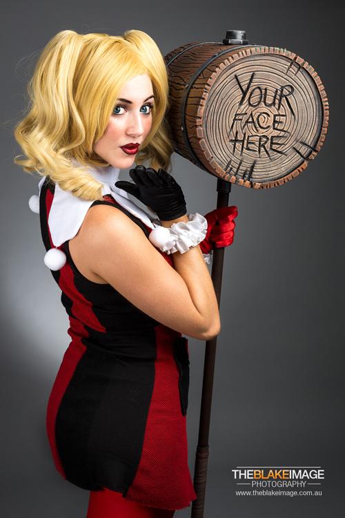 delightful-harley-quinn-cosplay