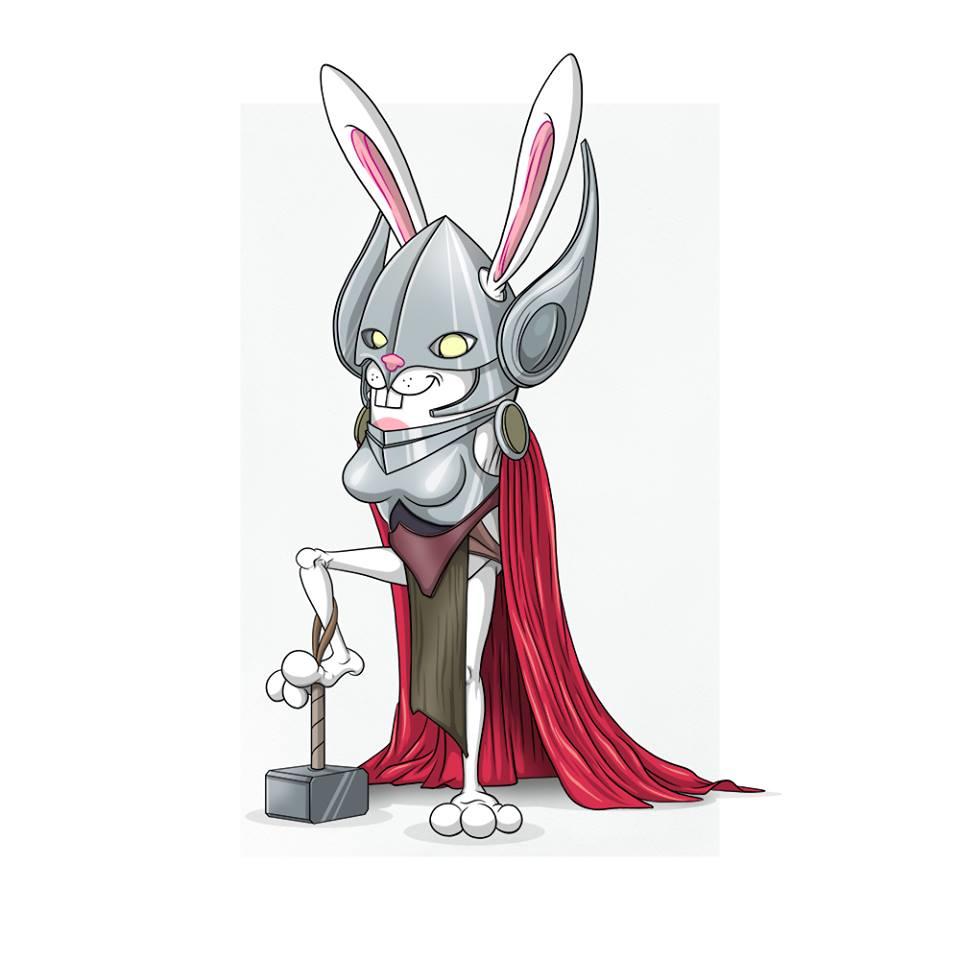 insane-bunnywith-art-by-alex-pardee9