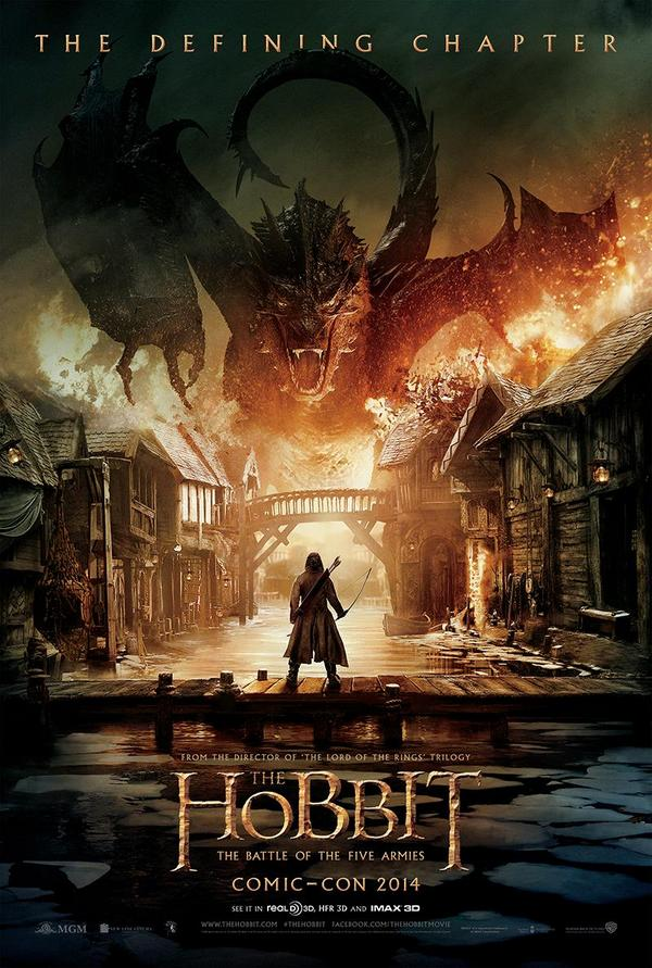 awesome-poster-for-the-hobbit-the-battle-of-the-five-armies