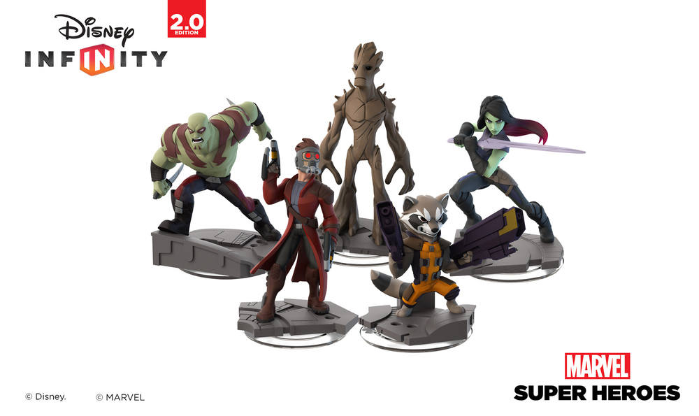 DISNEY INFINITY 20  Changes Aplenty with a Dash of Groot and