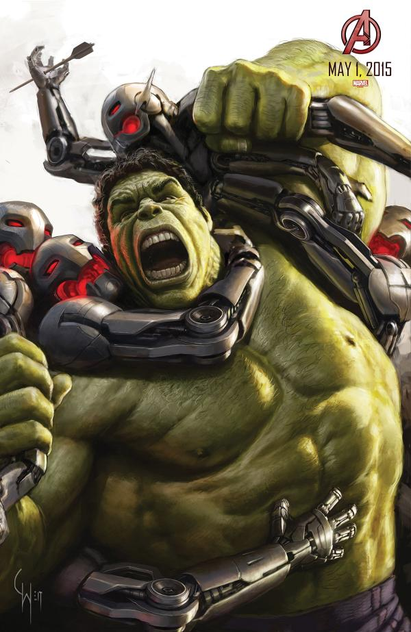 avengers-age-of-ultron-hulk-and-thor-posters