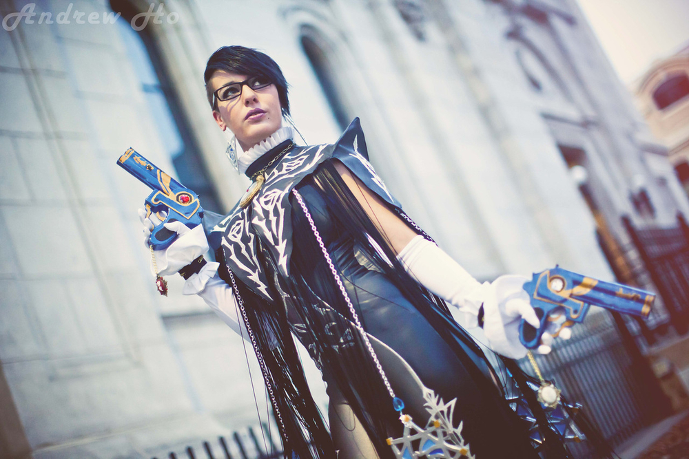 Lisa Lou Who is Bayonetta | Photo by: Andrew DH Photos