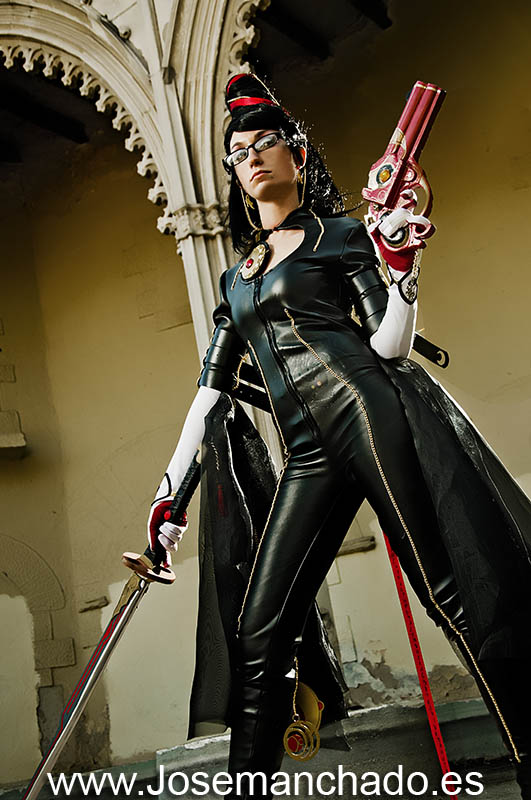 Nebulaluben is Bayonetta | Photo by: Jose Manchado