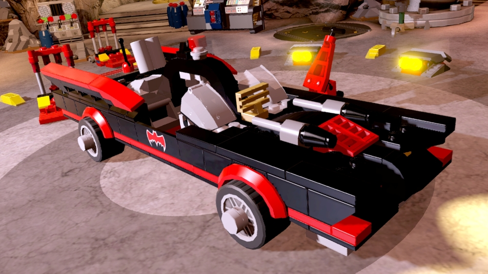 lego riddler car instructions