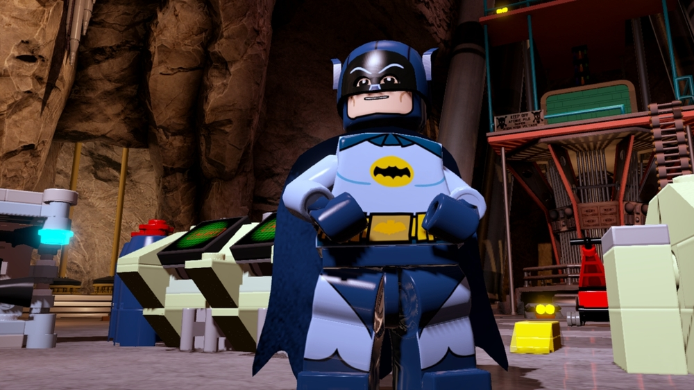LEGO BATMAN 3: BEYOND GOTHAM - Holy Haberdashery, Batman ...