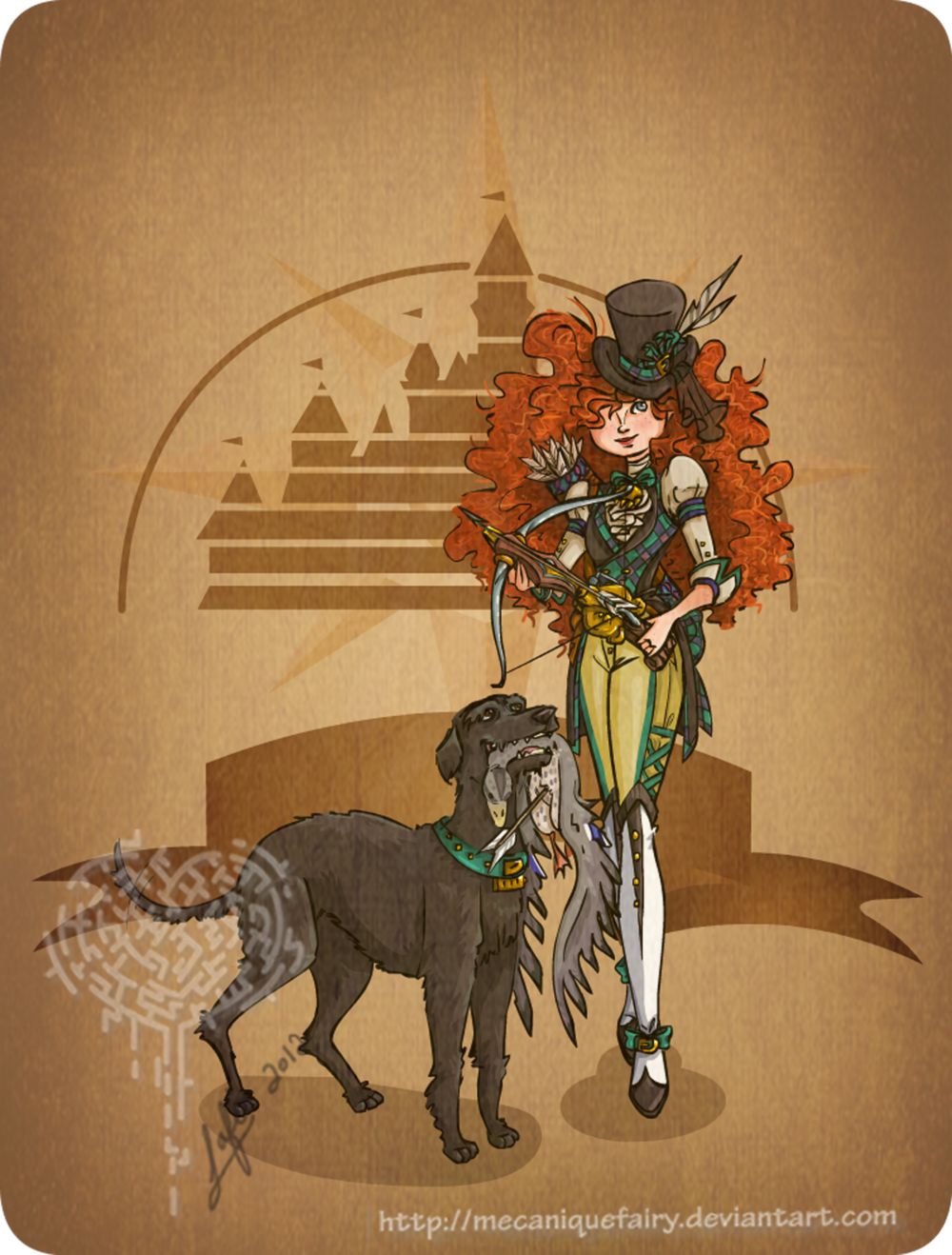 disney_steampunk__merida_by_mecaniquefairy-d5kb14i.png