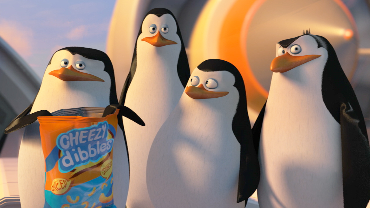 fun new trailer for the penguins of madagascar — geektyrant
