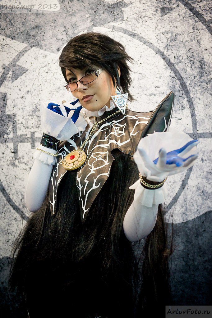 Arienai-ten is Bayonetta | Photo by: ArturFoto