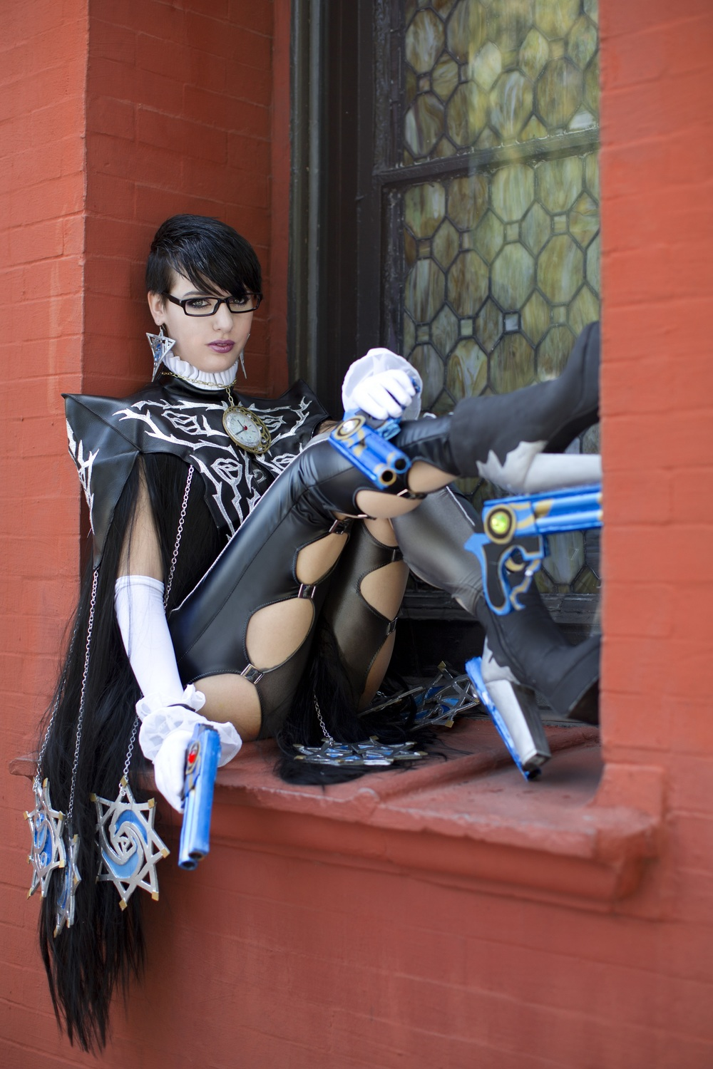 Lisa Lou Who is Bayonetta | Photo by: Anna Fischer