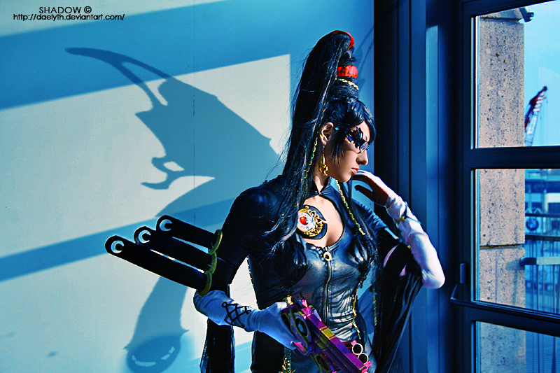 Daelyth is Bayonetta