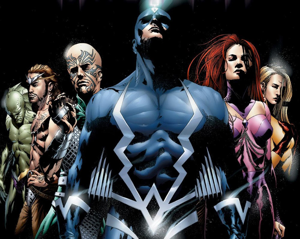 Marvel Moving Forward on INHUMANS Movie with Completed Script1
