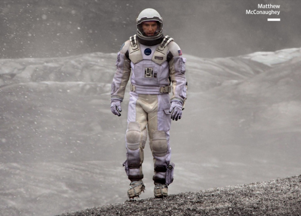 New Photos from INTERSTELLAR and INHERENT VICE