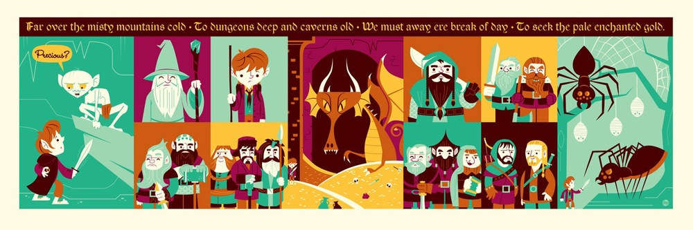fun-fan-art-for-the-hobbit-by-dave-perillo