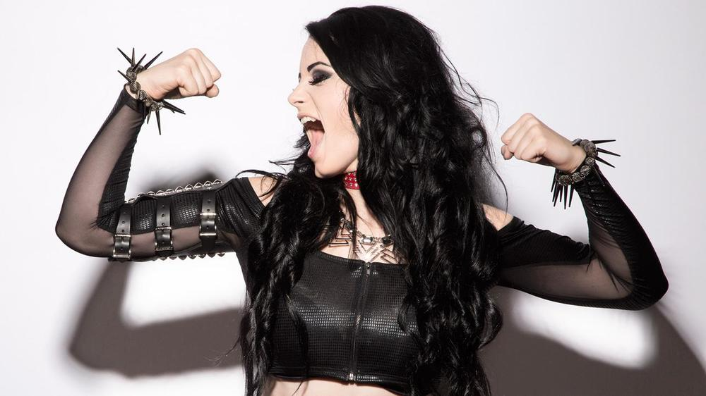 Paige better eventually be in this game. Seriously, she is the Queen!
