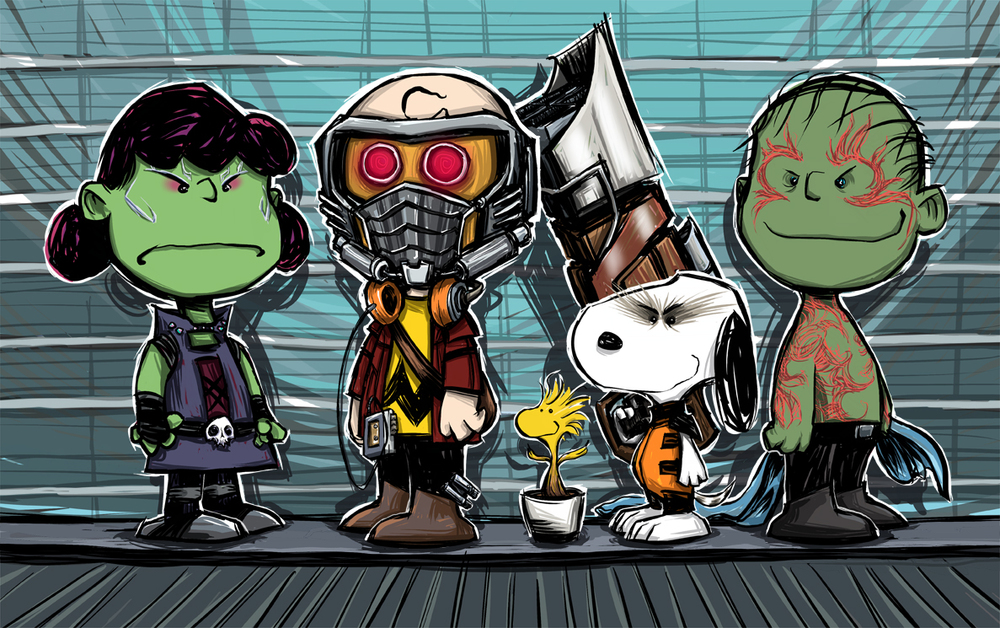 guardians-of-the-galaxy-gets-a-fun-charlie-brown-mashup