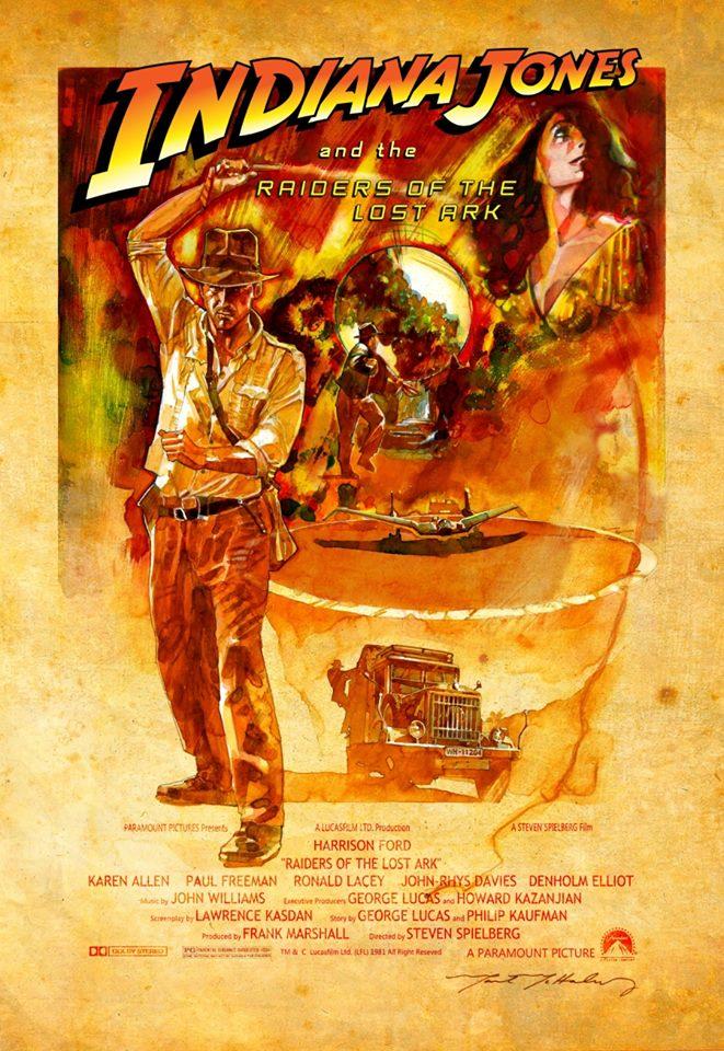 adventurous-indiana-jones-poster-art-by-mark-mchaley