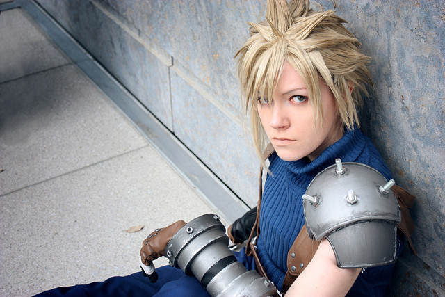 Maryru is Cloud | Photo by: Des-Henkers-Braut