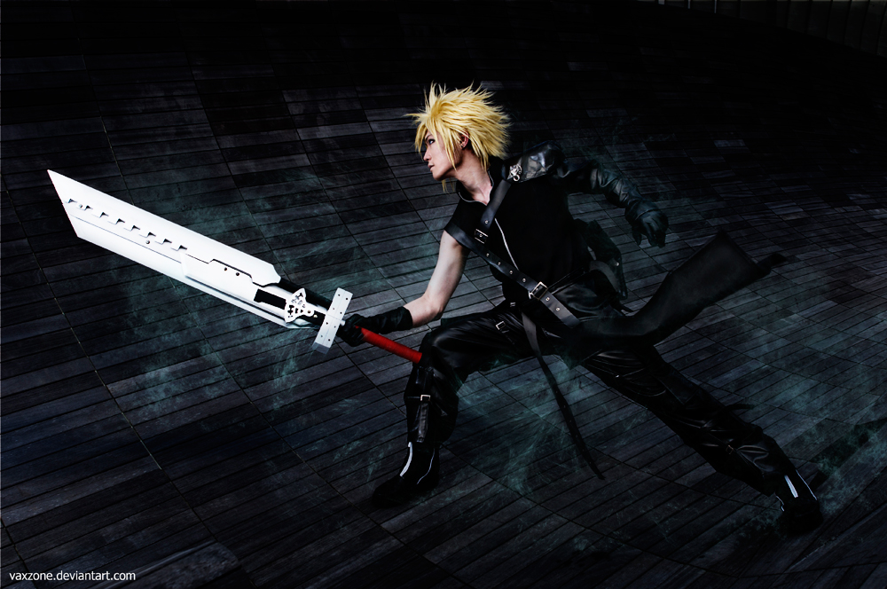Naokunn is Cloud | Photo by: Vaxzone