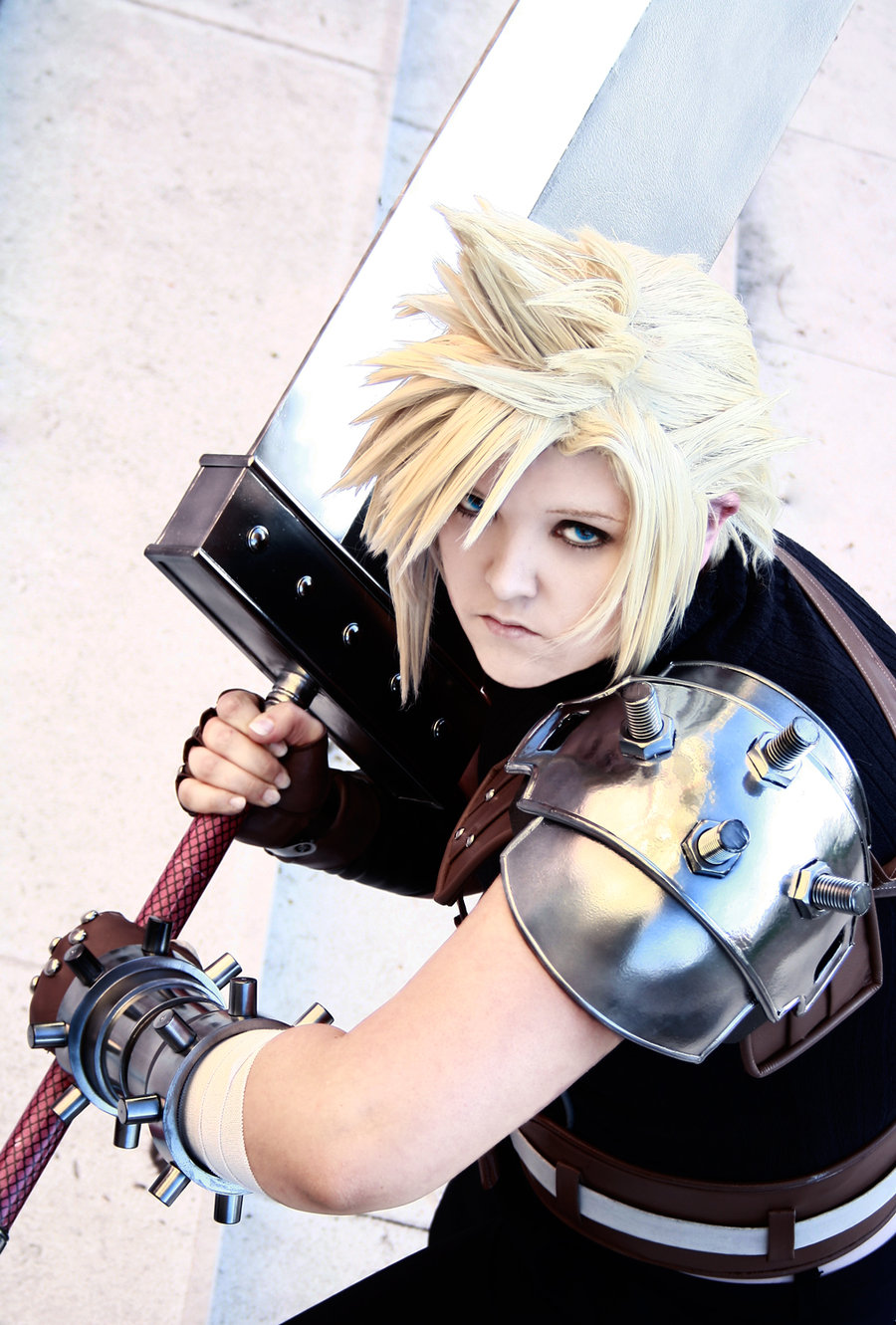 GoddessofValhalla is Cloud | Photo, Weapon, and Costume Help by: Shinkan-Seto