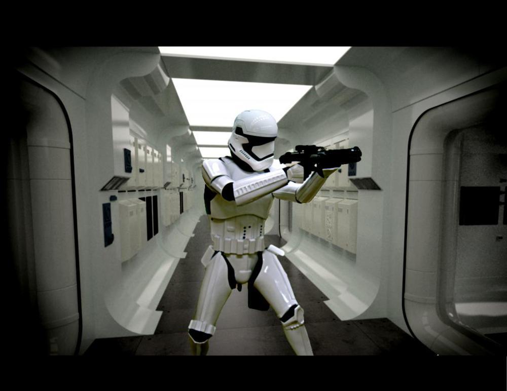 STAR WARS: EPISODE VII — Fan-Made Stormtrooper Concept ...