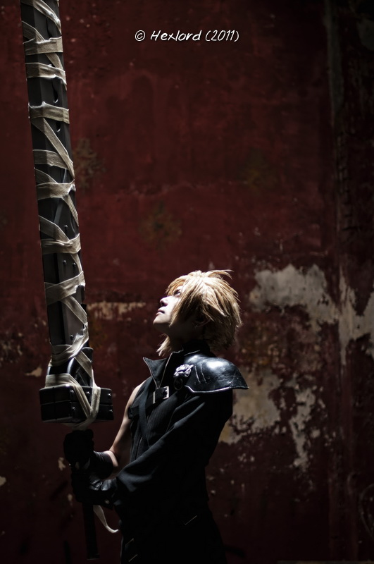 Kaname is Cloud | Photo by: Hexlord