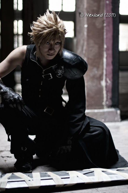 Kaname is Cloud | Photo by:Hexlord