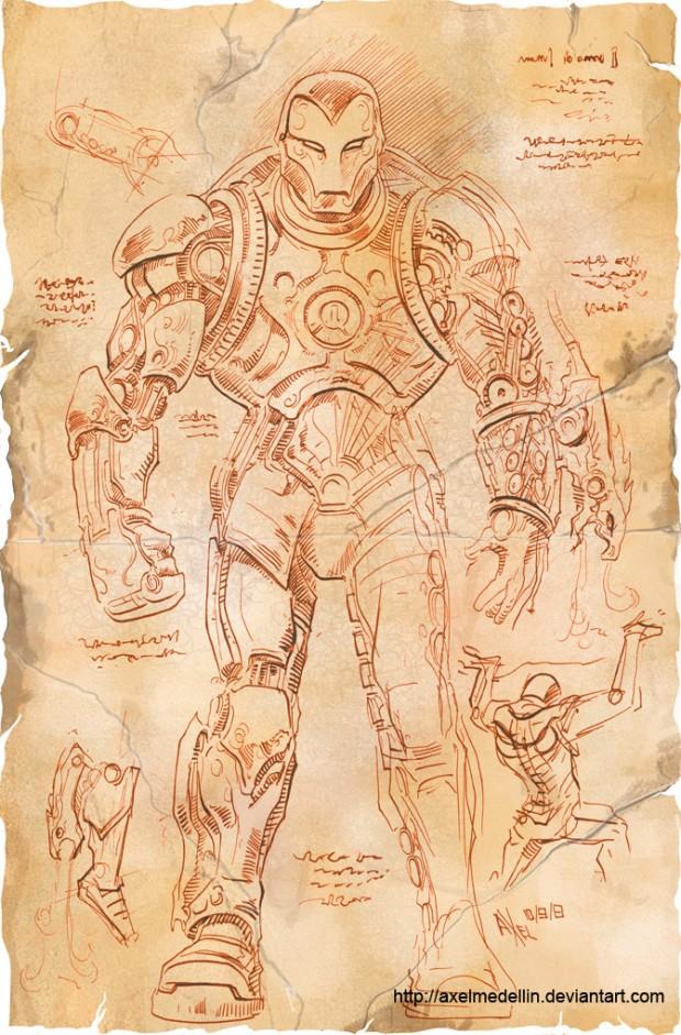 if-leonardo-da-vinci-designed-iron-mans-armor1