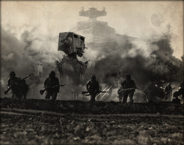 a comparison of wwi and wwii as the two world wars World war i (1914-1918) and world war ii (1939-1945) were two of the most important events in world history almost all the continents were involved in the wars, and they led to a massive destruction all over the world.