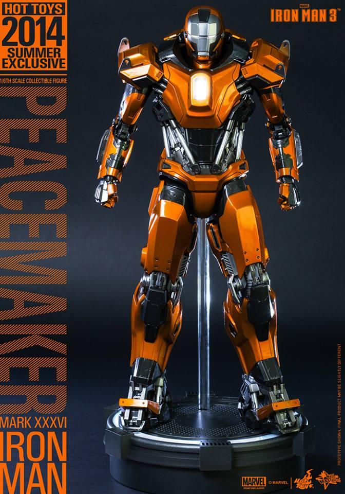 Iron Man Anzüge