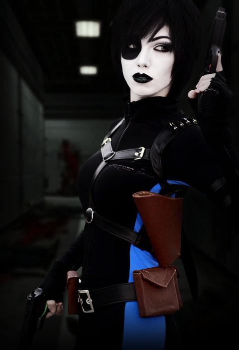 Misdreavus M Cosplay is Domino | Photo by: Momizuka