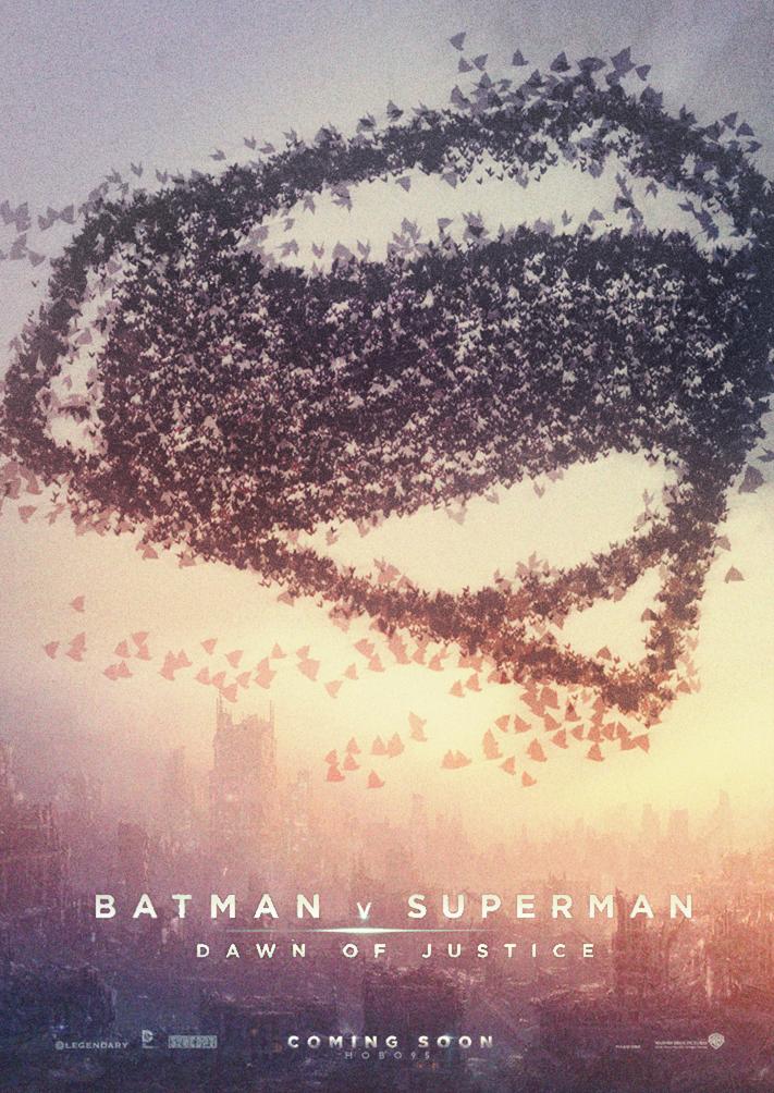 Creative Fan Made Batman V Superman Dawn Of
