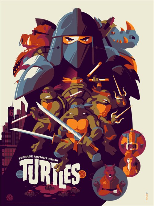 mondo-art-series-for-teenage-mutant-ninja-turtles