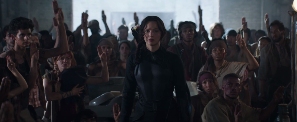 New Trailer for THE HUNGER GAMES: MOCKINGJAY Part 1