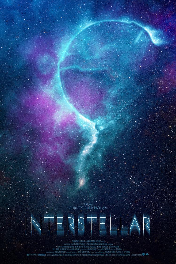 interstellar poster art collection from the poster posse geektyrant john aslarona