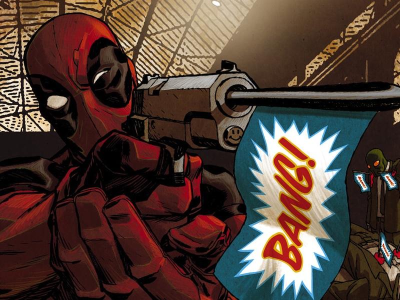 Deadpool movie release date