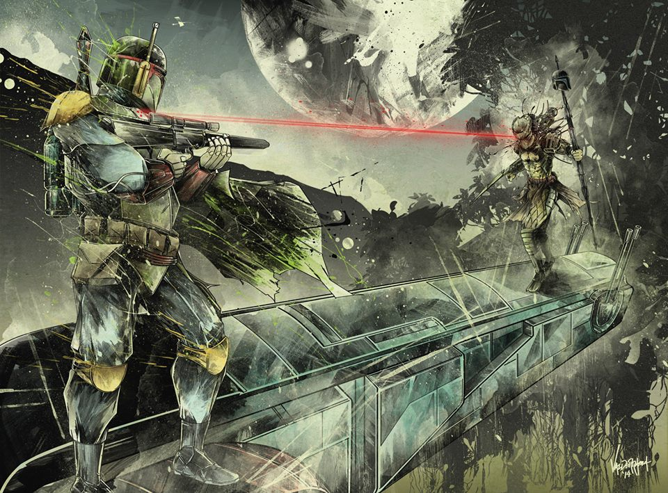 boba-fett-vs-predator-fan-art-locked-on