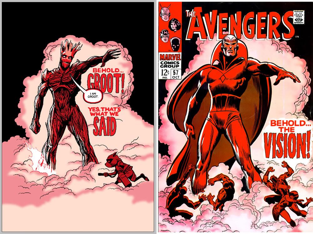 Avengers #38 variant by Chip Zdarsky