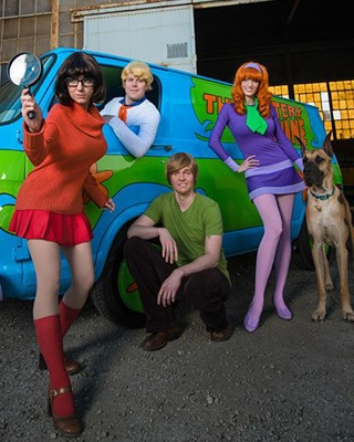 Delirium, Scooby doo daphne sexy cosplay idea very