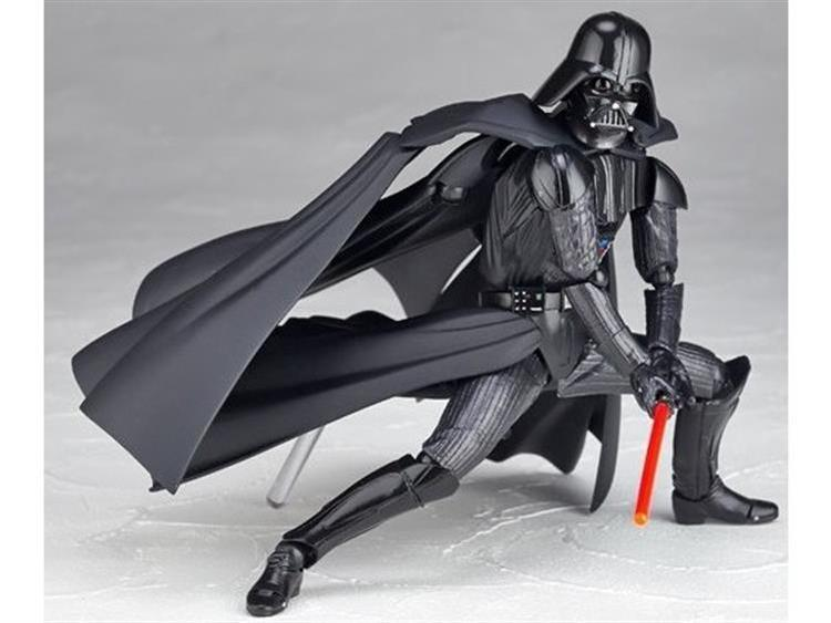 New STAR WARS Action Figure Series Starts with Darth Vader