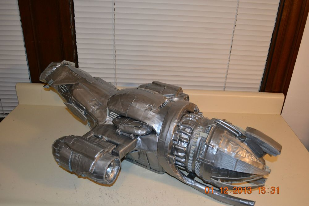 man-builds-fireflys-serenity-ship-out-of-duct-tape1
