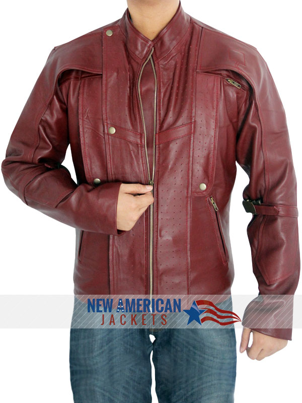 Rock Star-Lord's Look in Replica Jackets for Men and Women ...