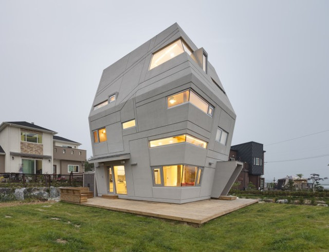 Star Wars Inspired House In South Korean