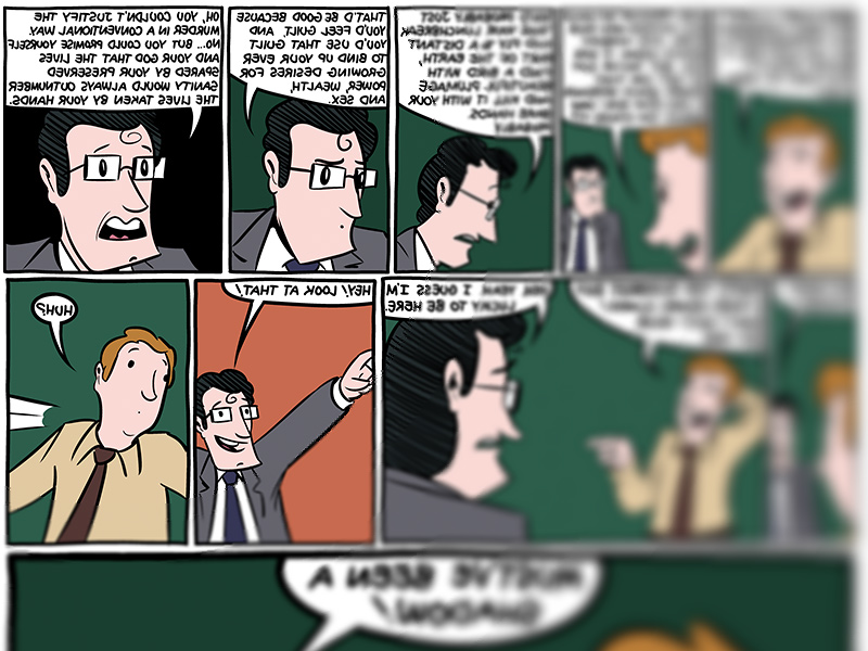 How Does Superman Stand Being Clark Kent Comic By Zach Weinersmith
