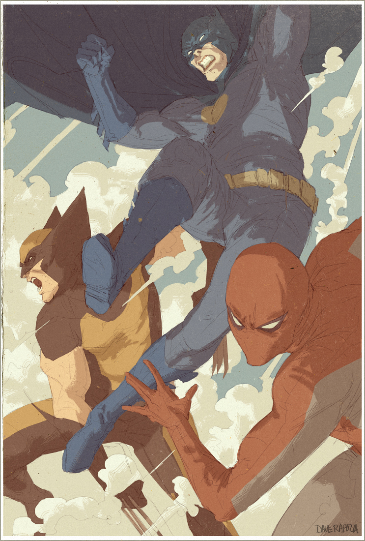 batman-wolverine-and-spider-man-team-up-art-by-dave-rapoza