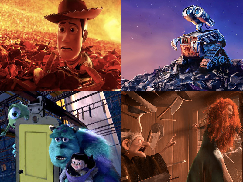 THE PIXAR THEORY Video Of How Every Movie Is Connected GeekTyrant - Pixar movies connected